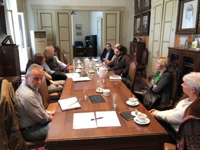 Πραγματοποιήθηκε το 6ο Στρογγυλό Τραπέζι για τα Ναρκωτικά στο Κέντρο της Αθήνας