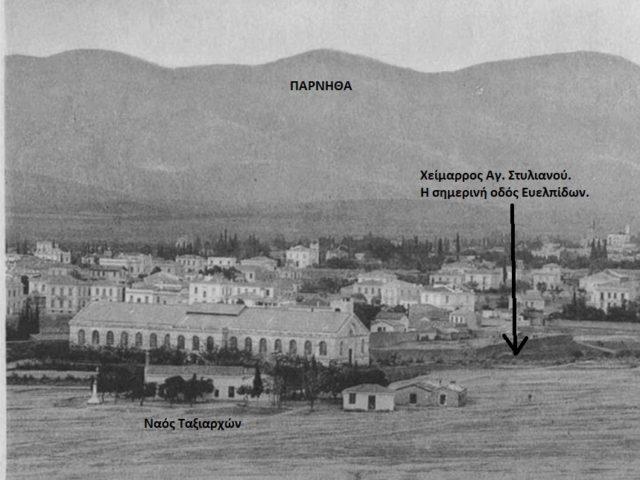 Ίχνη στον χρόνο: Ενα πάρκο γεννιέται στο γύρισμα του αιώνα (μέρος Γ, έως το 1900)