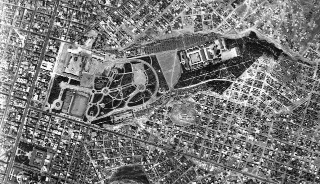 """Ίχνη στον χρόνο: Κήπος ή """"φιλέτο""""; (μέρος Ε, έως το 1945)"""
